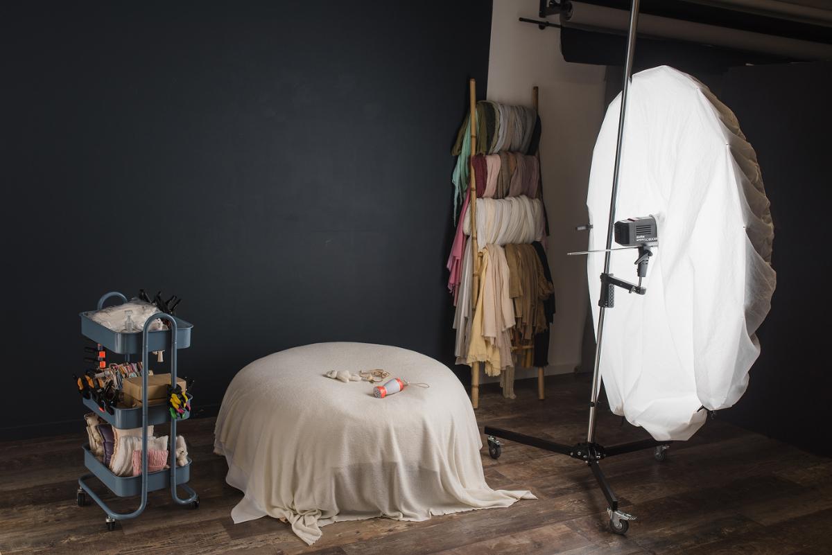 photographe nouveau-né à mulsanne